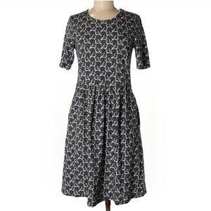 Boden 6L Midi Dress